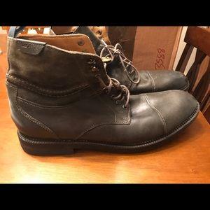 Clarks Black Boots - 14